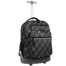 <strong>J World</strong> Sundance Rolling Backpack