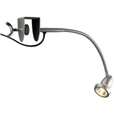 Neat Flex 1 Light Reading Wall Light with Switch-In Power Cable