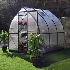 "The Tulip House 86"" x 86"" Greenhouse Kit"