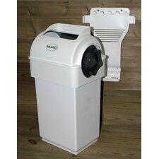 <strong>Exaco</strong> Mr. Eco .4 Cu. Ft. Kitchen Compost Collector