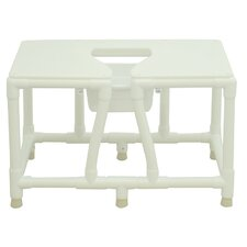 Bed Side Commode without Casters