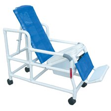 <strong>MJM International</strong> Tilt N Space Shower Chair and Optional Accessories