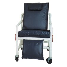 Bariatric Geriatric Chair with Leg Extensions