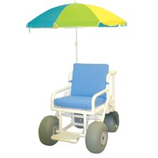All Terrain Beach/Pool Wheelchair