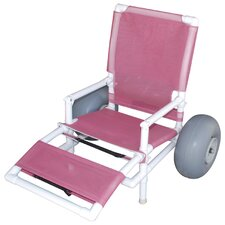 <strong>MJM International</strong> All Terrain Beach/Pool Wheelchair