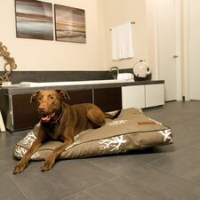Reef Square Dog Pillow