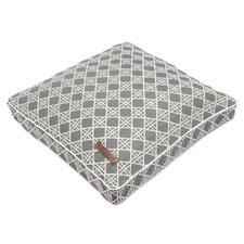 Trellis Rectangular Dog Pillow