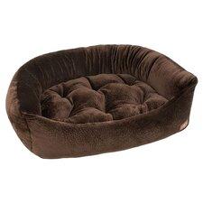 Napper Bolster Dog Bed