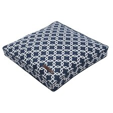 Marine Everyday Cotton Rectangular Pillow Bed