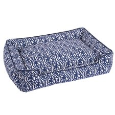 Waverlee Lounge Bolster Dog Bed