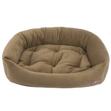 Napper Bolster Dog Bed