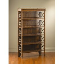 Bookcase in Medium Brown
