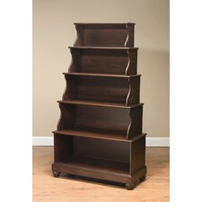 Bookcase in Antique Dark Brown