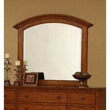 Pennsylvania Country Arched Dresser Mirror