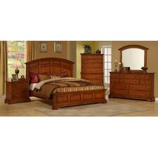 Pennsylvania Country Panel Bedroom Collection
