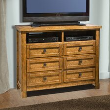 <strong>kathy ireland Home by Vaughan</strong> Ranchero 6 Drawer Chest