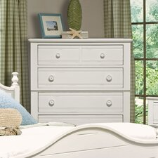 <strong>kathy ireland Home by Vaughan</strong> Cottage Grove 5 Drawer Chest