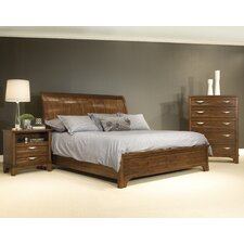 <strong>kathy ireland Home by Vaughan</strong> Radiance Sleigh Bedroom Collection