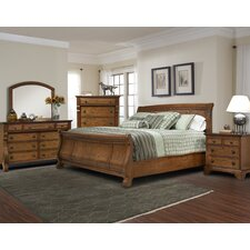 <strong>kathy ireland Home by Vaughan</strong> Georgetown Sleigh Bedroom Collection
