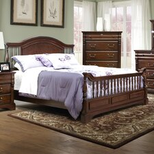 Washington Manor Bannister Bed