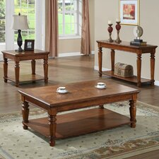 Pennsylvania Country Coffee Table Set