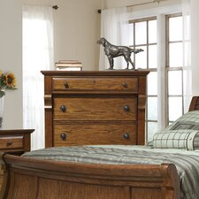 <strong>kathy ireland Home by Vaughan</strong> Georgetown 5 Drawer Chest