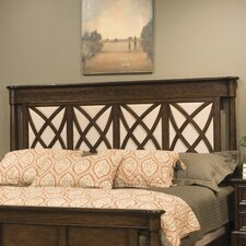 <strong>kathy ireland Home by Vaughan</strong> Jackson Square Poster Headboard