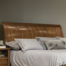 <strong>kathy ireland Home by Vaughan</strong> Radiance Sleigh Headboard