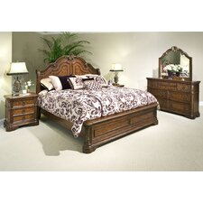 Romantic Dreams Sleigh Bedroom Collection