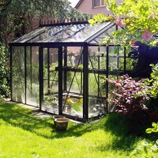 <strong>Janssens of Belgium</strong> Royal Victorian Glass Greenhouse