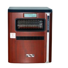 Heat Pure Plus Four Function Infrared Cabinet Space Heater