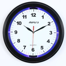 "13"" LED Wall Clock"