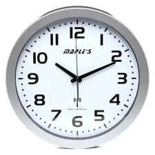 "Radio Controlled 15"" Wall Clock"