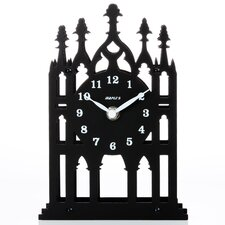 <strong>Maples Clock</strong> Silhouette Table Clock