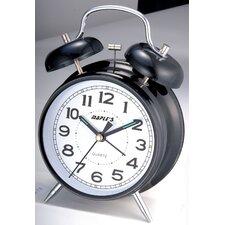 "4"" Double Bell Alarm Clock"