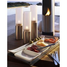 3 Piece Faro Small Tealight Holders Set