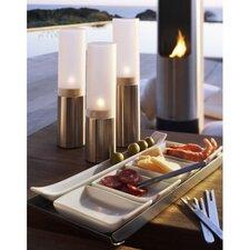 3 Piece Faro Small Tealight Holders Set