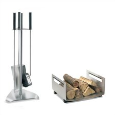 <strong>Blomus</strong> Chimo Fireplace Set