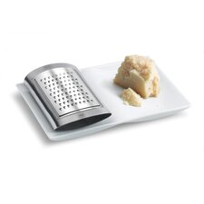 Sitio Cheese Grater with Tray
