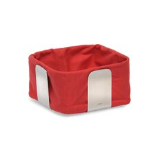 Desa Bread Basket in Red