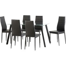 Abbey 7 Piece Dining Set