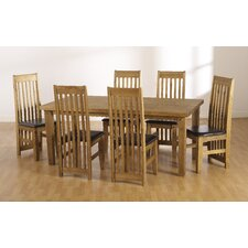 Tortilla 7 Piece Dining Set