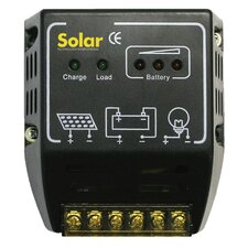 30 Ah Charge Controller with Lcd Display
