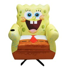 <strong>Nickelodeon</strong> SpongeBob SquarePants Kids Club Chair