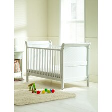 Victoria Convertible Cot Bed in Antique or White