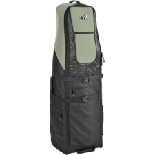 Stand Bag Travel Carrier in Green/Gray
