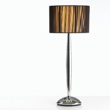 "Hil 29"" H Table Lamp with Oval Shade"