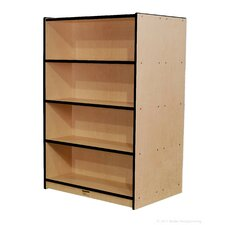 "<strong>Mahar</strong> 60"" Double-Sided Bookcase"