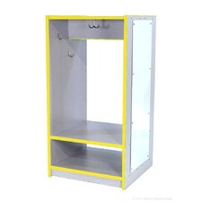 Dramatic Play Unit with Acrylic Mirror