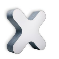 X Club 2 Light Wall Sconce